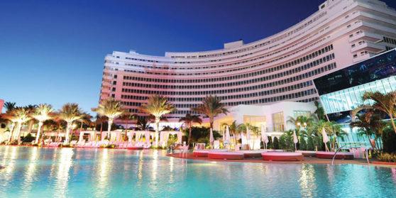 FONTAINEBLEAU HOTEL Miami Beach
