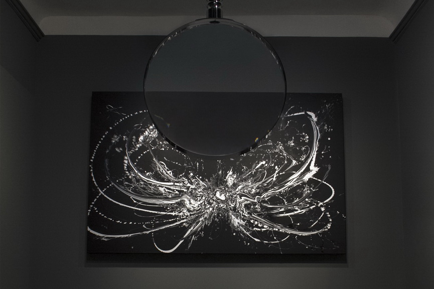 Katrin Fridriks installation at Venice Biennale
