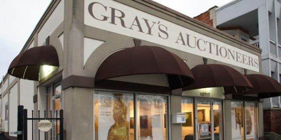 Gray's Auctioneers Cleveland