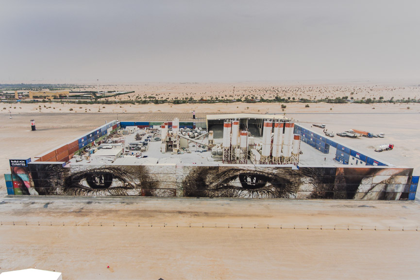 Jigsaw by Guido van Helten