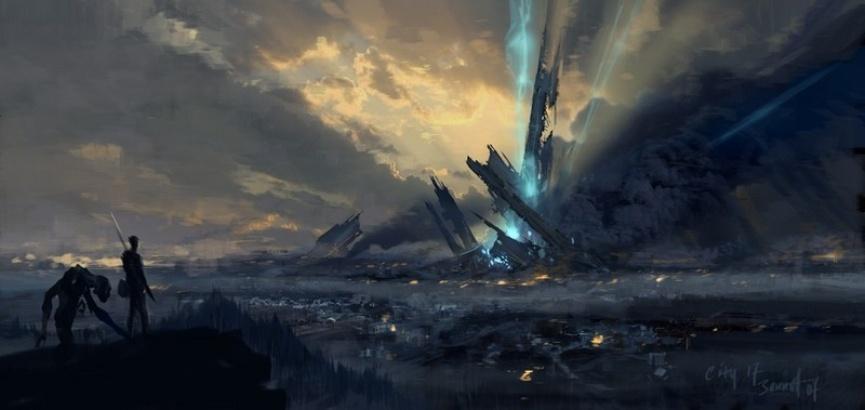 Half-Life 2, concept art