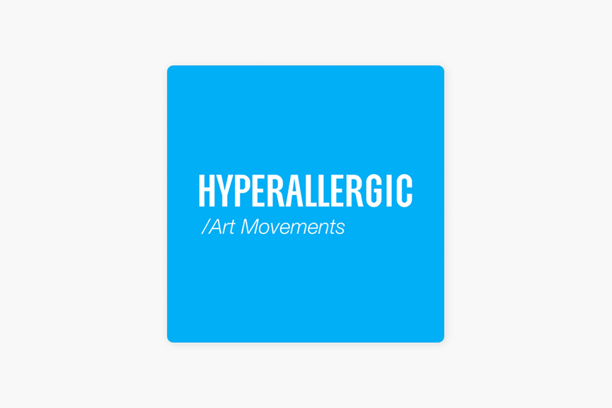 hyperallergic podcast