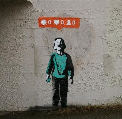 Street art, Stencil