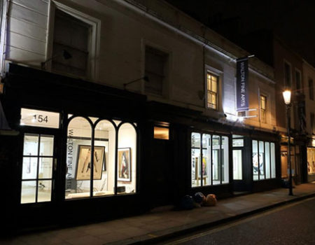 WALTON FINE ARTS London