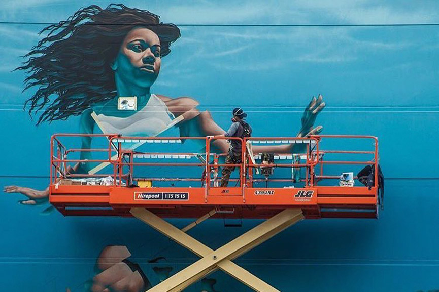 James Bullough for seawalls