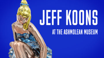 jeff koons ashmolean fifth wall tv