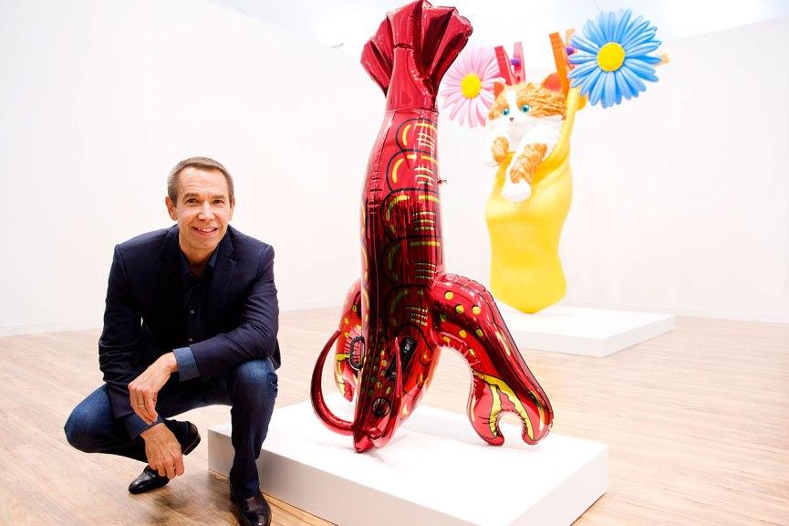 Jeff Koons, Lobster