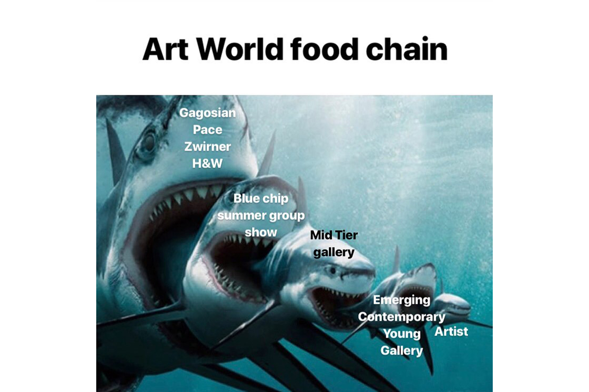 jerry gogosian art meme