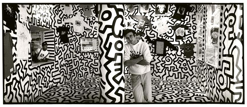 American graffiti artist