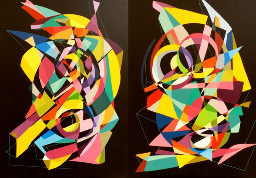 Kenor Polyrythmic Beats at Galerie Celal, 2014