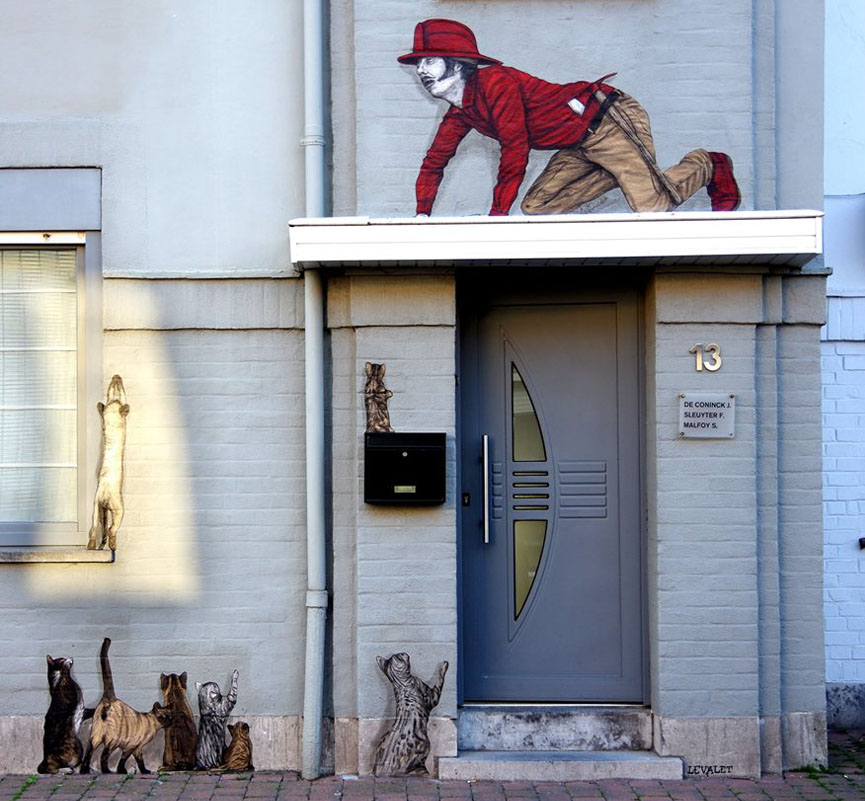 levalet new work in ostend
