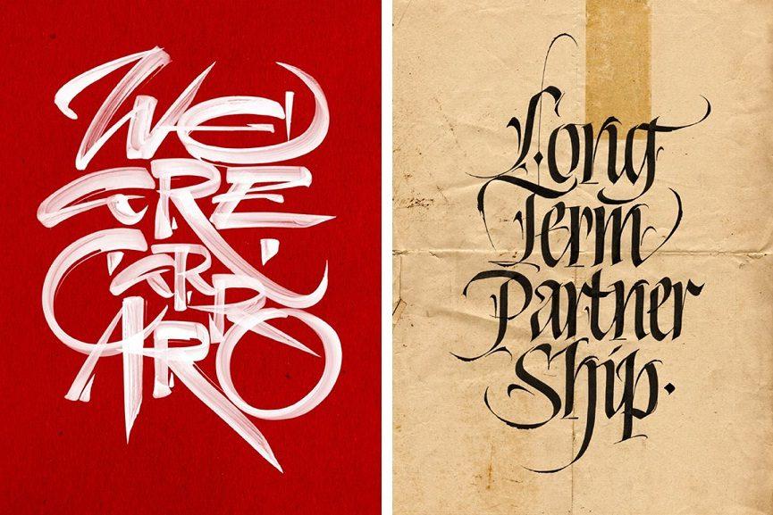 10 Contemporary Graffiti Calligraphers