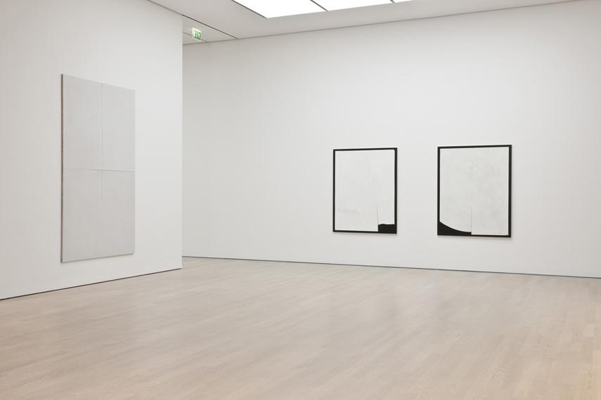 Canvas works at London, Hamburg and Berlin