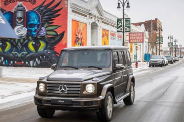 Mercedes Used Murals In Their Ads, Then Sued The Artists Who Made Them