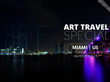 Art Travel Special Miami