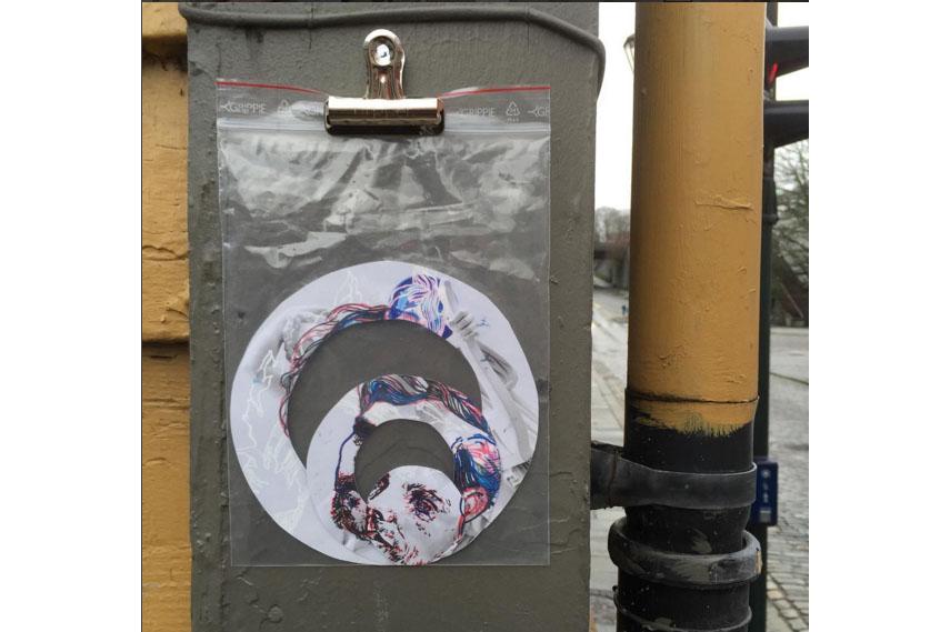 #missiondirectives No.14 nuart festival nipper street art stavanger