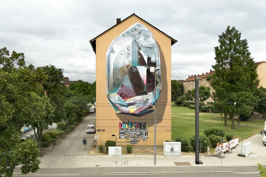 Nevercrew in Mannheim