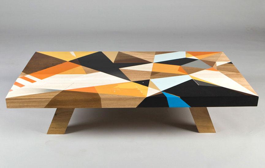 graffiti furniture design