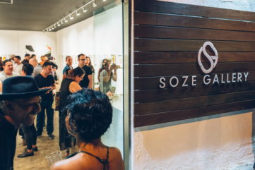 Remi Rough - SOZE Gallery