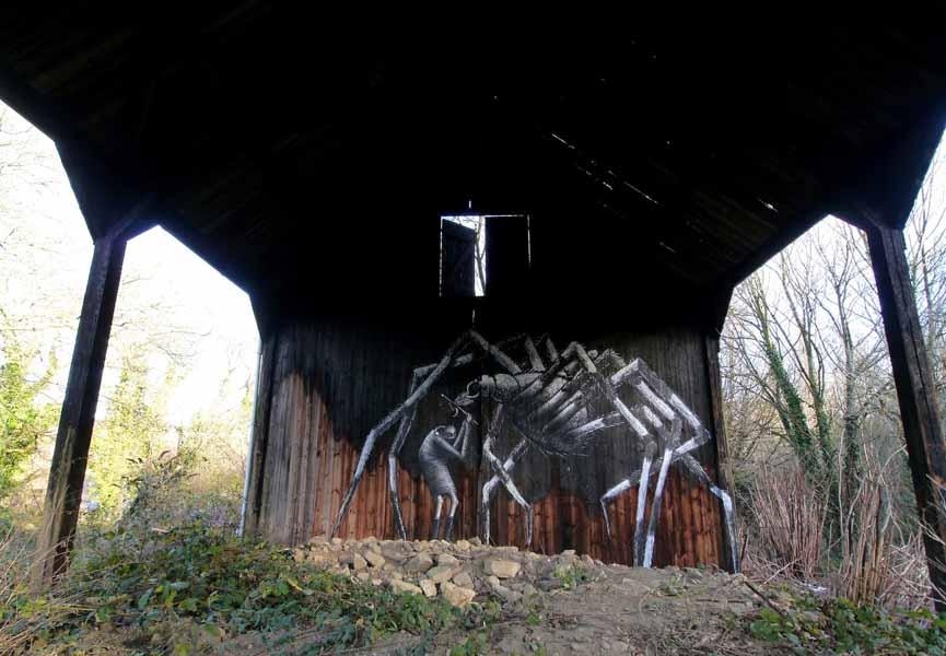 phlegm spider 1 1