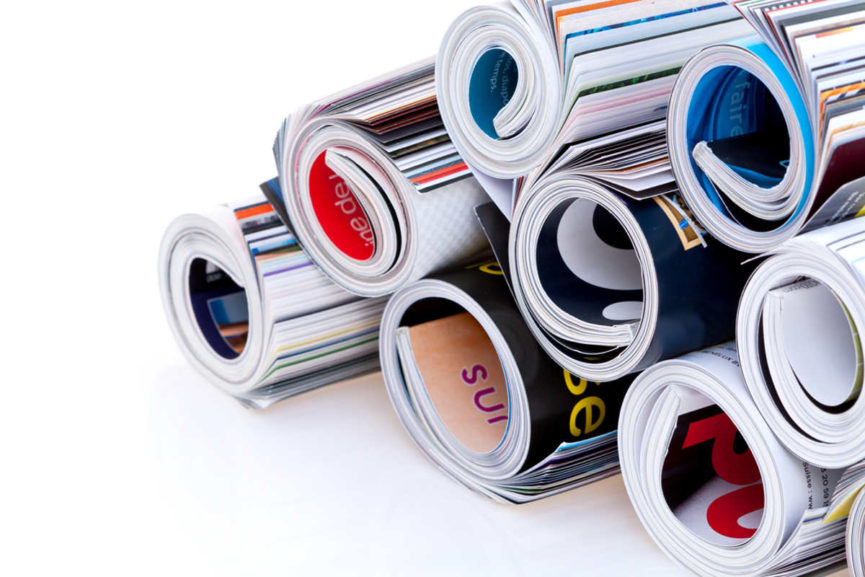 print magazines via simpleprintsolutions