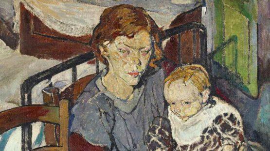professional Jewish woman painter