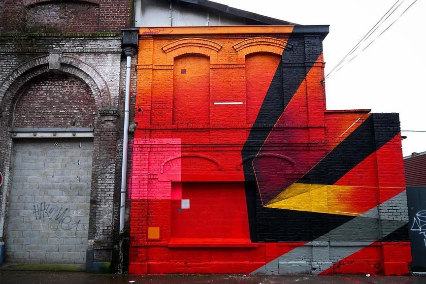 New mural by Remi Rough