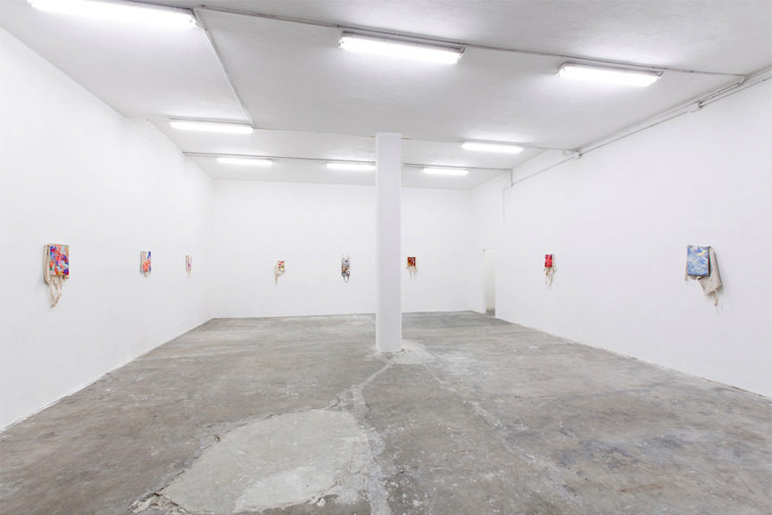 paul branca exhibition