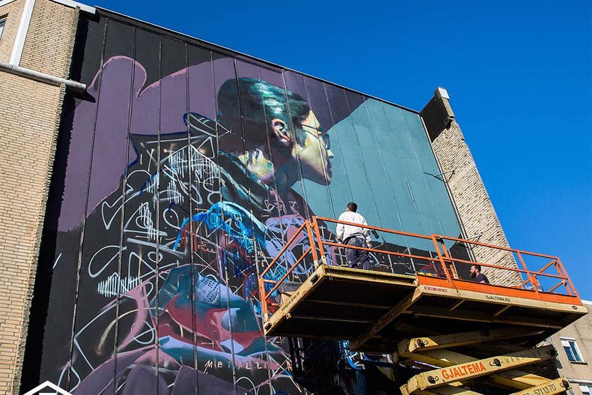 sebas velasco and telmo miel collaboration