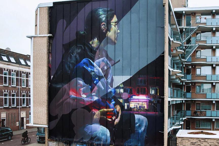 telmo miel and sebas velasco for sober walls