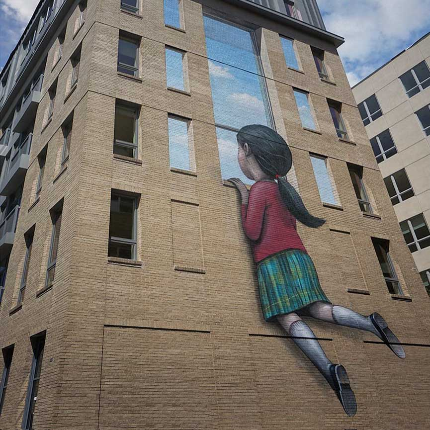 Seth globepainter in Jersey City