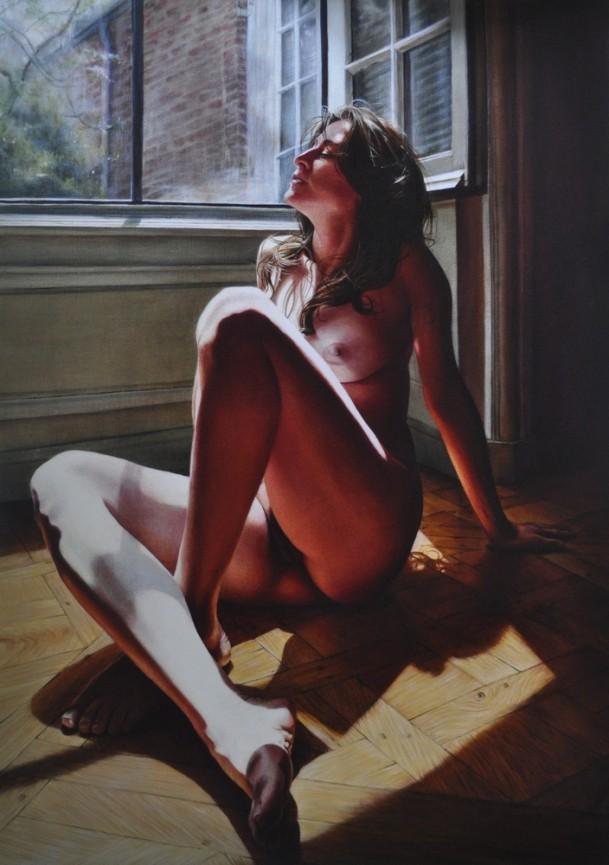 Women at a Window