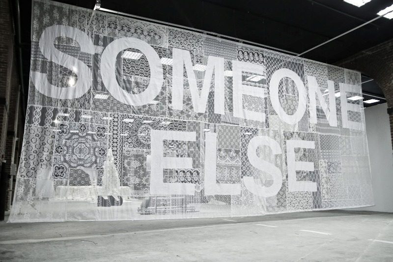 Someone Else, Instalation, 2014