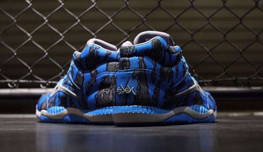 Graffiti sneakers