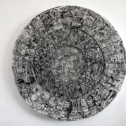 Between Floating Worlds - Kevork Mourad Solo Exhibition