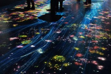 How teamLab Transcends Boundaries - Short Interview with Kudo Takashi
