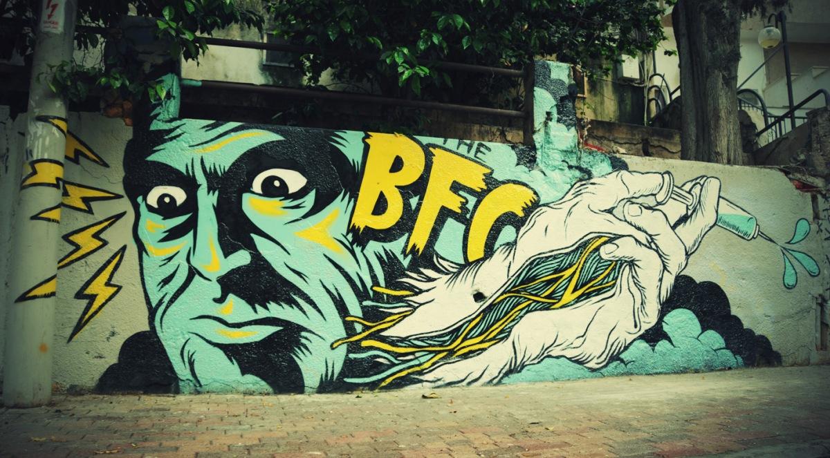 Artist of the week, Broken Fingaz