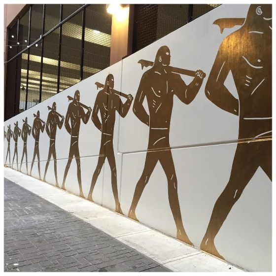 Cleon Peterson in Detroit