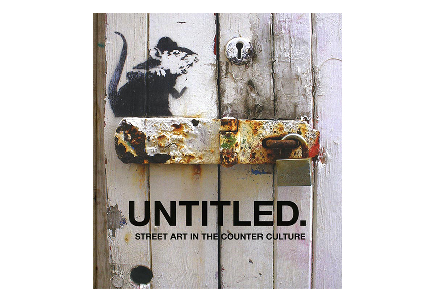Urban art book history