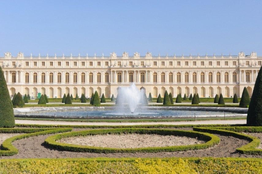 Versailles Palace, Paris, France , news, media, 2015