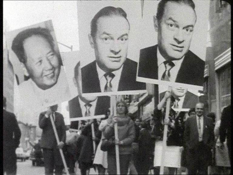 Öyvind Fahlström - Mao-Hope March